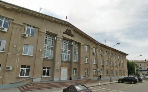 Мэрия Волжский