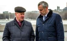 Анатолий ЛОКОТЬ и Андрей ТРАВНИКОВ